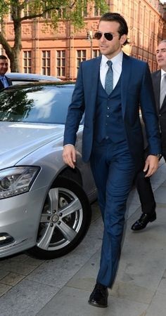 Bradley Cooper à Londres, mai 2013