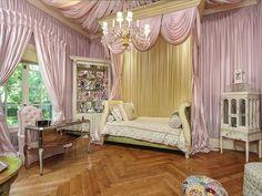 drapes baby room luxury kids bedroom