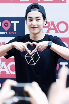 [PIC] 150711 SPAO Fansign- Xiumin (cr my warm spring)