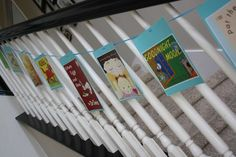 Children's Books Baby Shower Party Ideas | Photo 2 of 22 | Catch My Party