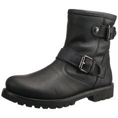 #PANAMA #JACK #Damen #Stiefel #Feline #Igloo #schwarz Die PANAMA JACK Feline Igloo Stiefel sind perfekt für kalte Tage. Sie sorgen durch den gefütterten Innenraum sowie die weiche Decksohle für einen bequem und warm gebetteten Fuß.