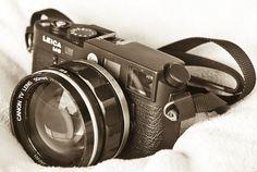 Leica M6 + Canon 50MM f/0.95