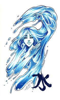 Katara - Water