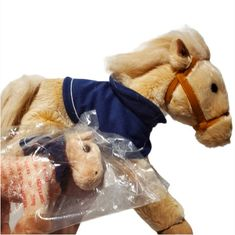 Well's Fargo Legendary Pony Nelly 2015 Stuffed Animal Plush Tan Beige Plush Animals, Trinidad And Tobago, Pony, Beige, Pony Horse, Felt Stuffed Animals, Ponies, Ash Beige, Baby Horses