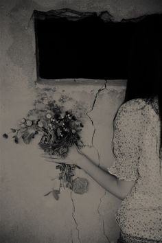 Sad story about a girl who wanted to know too much by Anna O. #conceptualphotography #photography