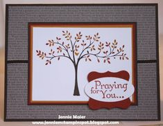 SUO-PPA144 Praying for You by CraftyJennie - Cards and Paper Crafts at Splitcoaststampers