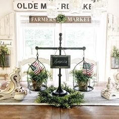 My sweet friend, Randi @rusticmeadowshome tagged me to share for #tablelovetuesday. Thanks for thinking of me! I just updated this space a little. It's amazing how fresh just a few changes can make.