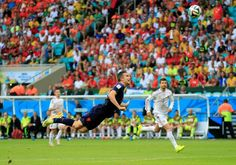 Gool!, Goolazo de Robin Van Persie!  Holanda vs España  ¡Van Persie no te mueras nunca!