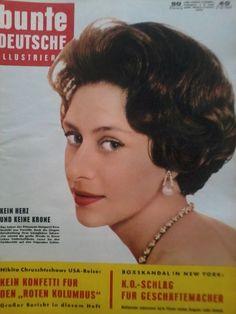 bunte DEUTSCHE Illustrierte Nr.:40 v. 03.10.1960 Geschenk,Jubiläum,Geburtstag | eBay