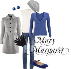 """Mary Margaret Blanchard"" by abilou-malfoy on Polyvore"