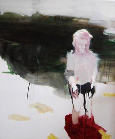 Edwige Fouvry, Unknown. Oil on canvas, 2010(?) on ArtStack #edwige-fouvry #art