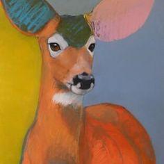 Rebecca Haines. Artist. Her animals are brilliant