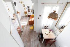 Échale un vistazo a este increíble alojamiento de Airbnb: Alegre apartamento Retro-vintage - Apartamentos en alquiler en Madrid