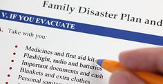 When it comes to emergencies, help the seniors, kids and those with disabilities in your life be better prepared.