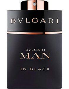 c2a63a584a5 Perfume Bvlgari Man in Black Eau de Parfum Masculino 100ml Acessórios  Masculinos