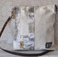 Richele Christensen: Tim Holtz Eclectic Elements Fabric Tote