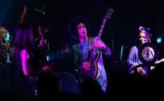 """CONCERT REVIEW: Prince and 3rd Eye Girl """"a floor-shaking """"Housequake"""", a frenetic """"Hot Thing"""" and samples of more than a dozen other songs left the crowd a sweaty, exhausted mess."""""""