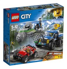 Buy LEGO City 60172 Police Dirt Road Pursuit from our Construction Toys range at John Lewis & Partners. Shop Lego, Buy Lego, Lego Dc, Lego Duplo, Lego Marvel, Lego City Police, Toy Trucks, Monster Trucks, Lego Truck