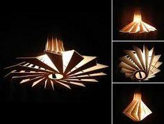 Beautiful Flatpack 'Penta Lamp' by Cosca Design