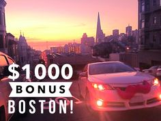 Huge $1000 Bonus - New Lyft Drivers in Boston! - http://therewardboss.com/2015/08/20/huge-1000-bonus-new-lyft-drivers-in-boston/