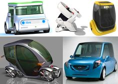 Why do we always think cars of the future will look super funky?   Design Fest: Taxis of the Future