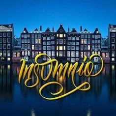 Insomnio  #night #insomnio #letras #caligrafia #calligraphy #lettering #yellow #brush_type #noche #buenasnoches #instaletters #instalovers #amanoalzada #nice #handmade #handwritten #art #artdigital #typelove #goodtype #welovetype #visual #todaytype #handstyle #calligrapher #instaviña #chile #disenocaligrafico #mimisereyc
