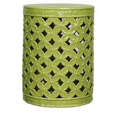 $95.95 18H x 13.5Dia One color only. Found it at Joss & Main - Courtney Garden Stool ($89.95 on Wayfair.com)