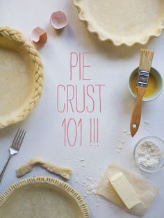 Learn how to make a pie crust!