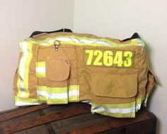 Firefighter Turnout Bags By Niki Rasor Dublin Duffle 260 00 Http