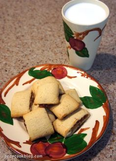 DIY Fig Newtons and
