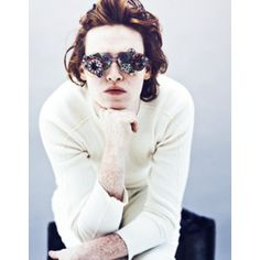 caleb landry jones | Tumblr - Polyvore