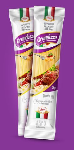 Grandezza by Cristian Rojas Colmenares, via Behance