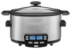 Cuisinart 3-in-1 Multicooker Giveaway by @Olena @ iFOODreal