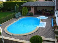 záhrady s bazénmi - Hľadať Googlom