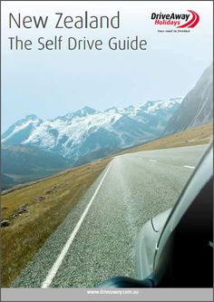 Download your Free New Zealand Driving Guide from DriveAway Holidays  www.driveaway.com.au/brochures?c=18845