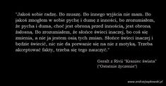 #AndrzejSapkowski #Wiedzmin #thewitcher #Geraltofrivia #fantasy #ostatnieżyczenie Words Quotes, Wise Words, Geralt Of Rivia, The Witcher, Personal Development, Jokes, Entertainment, Fantasy, Life