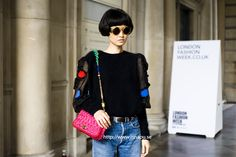 ++ The cool & cute Wang Xiao Sweden Street Style, U Magazine, Style Me, Daily Style, Fashion Outfits, Womens Fashion, Daily Fashion, Celebrity Style, Street Wear