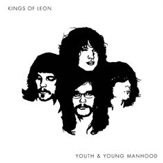 Carátula Frontal de Kings Of Leon - Youth & Young Manhood