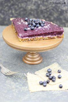 Raw blueberry pie recipe