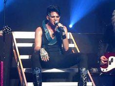 Adam Lambert - WLL *IMPROVED VERSION* Milwaukee, Glam Nation