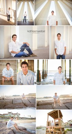Kathleen Weibel Photography - League City Photographer: Joe | Friendswood Senior Photographer