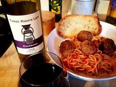 Charbono & Spaghetti & Meat Balls