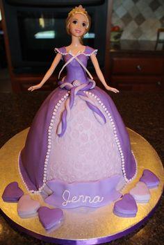 i like this Rapunzel mommy