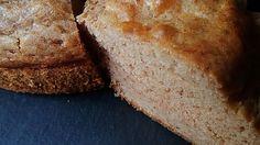 Bizcocho de trigo sarraceno sin azúcar Pan Sin Gluten, Banana Bread, Low Carb, Gluten Free, Healthy Recipes, Cooking, Desserts, Gardening, Cakes