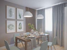 """Кухня: купить готовый дизайн-проект в стиле """"Модернизм"""" - ReRooms"""