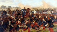 The Battle of Mars-La-Tour was fought on 16 August 1870, during the Franco-Prussian War, near the town of Mars-La-Tour in northeast France. Two Prussian corps encountered the entire French Army of the Rhine in a meeting engagement and, surprisingly, successfully forced the Army of the Rhine to retreat into the fortress of Metz.