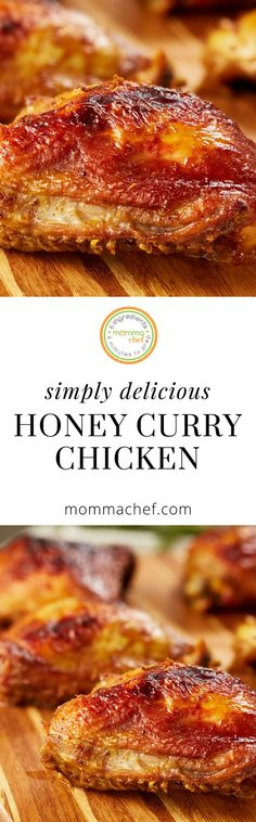 Prepare to impress with this delicious honey mustard chicken recipe. This is a quick and easy dinner..your kids will love it!