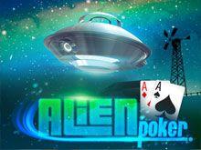 Alien Poker
