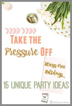 Going crazy planning fabulous Parties? Try these Creative, Fun, Fabulous &…