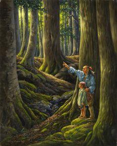 American indian wilderness louis owens